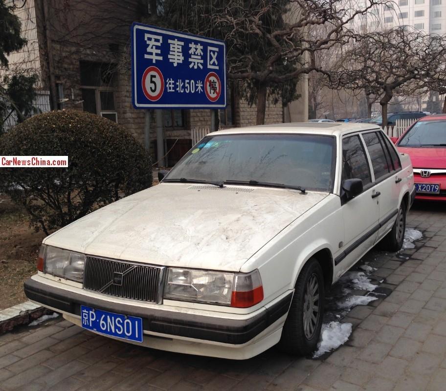 1990 Volvo 940 GL