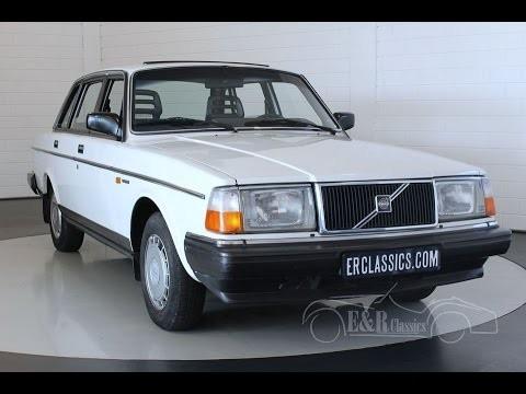 1984 Volvo 240 GLE