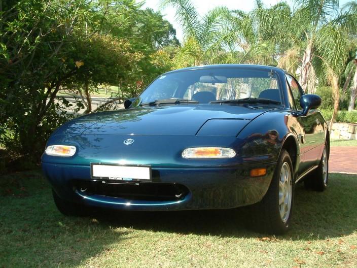 1995 Mazda MX-5 LIMITED