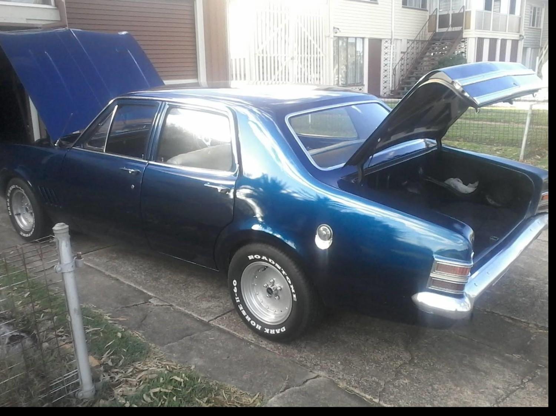1970 Holden KINGSWOOD