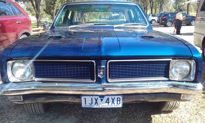1970 Holden Hg kingswood