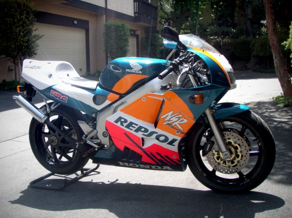 1996 Honda CBR 250 REPSOL