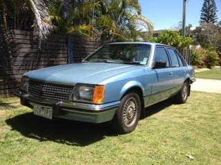 1981 Holden Commodore VC SL/E