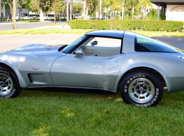 1979 chevrolet corvette stingray bretmorris shannons club