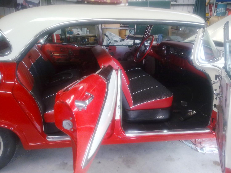 1956 Oldsmobile Holiday Ninety Eight