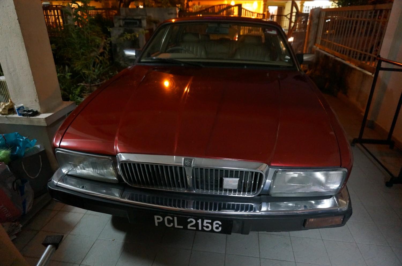 1991 Jaguar Sovereign Saloon