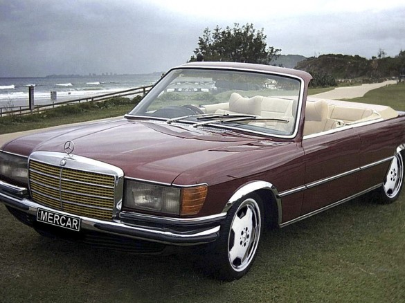 1973 Mercedes Benz W116 Nyne11 Shannons Club