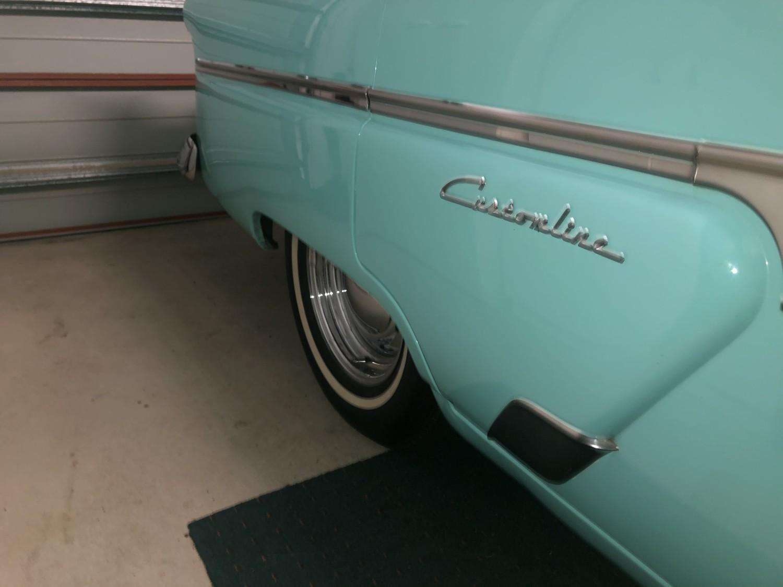 1954 Ford customline
