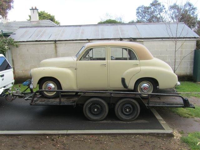 1956 Holden FJ Business Sedan