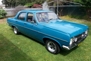 1966 Holden HR Special