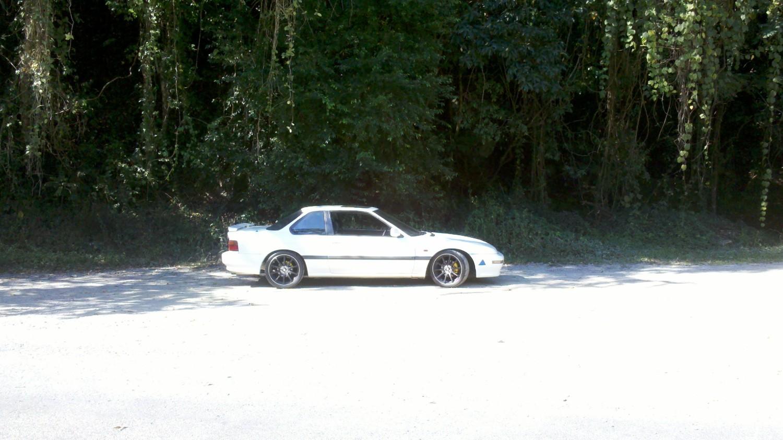 1988 Honda PRELUDE Si (4WS)