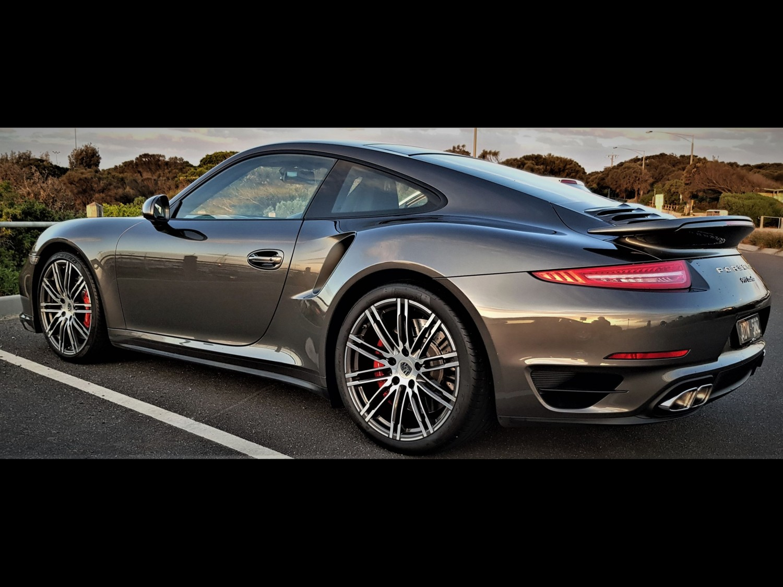 2014 Porsche 991 911 TURBO 4wd AWS