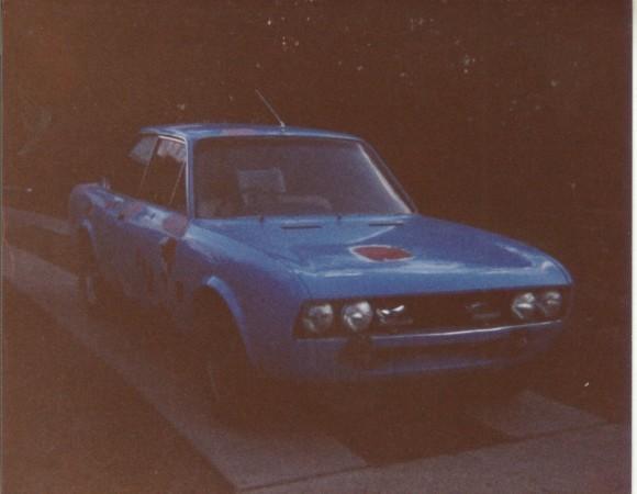 1971 Fiat 124 SPORT