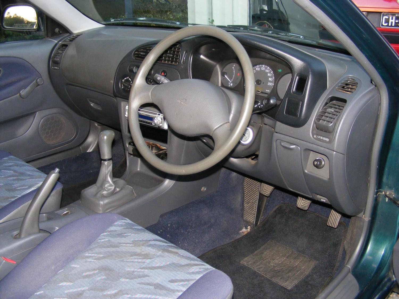1997 Mitsubishi Lancer GLi