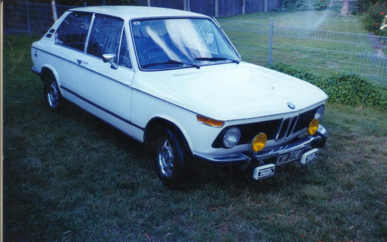 1974 BMW 2002 Touring
