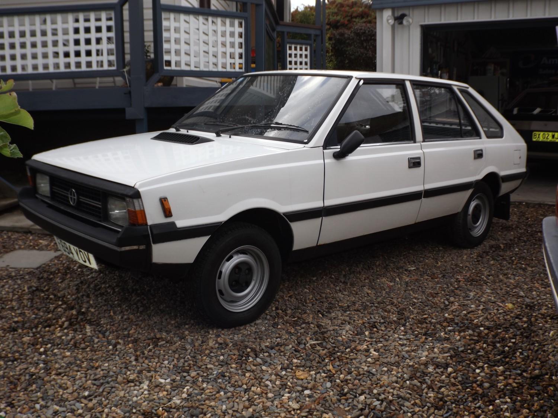 1988 FSO Polonez 1.5 SCE