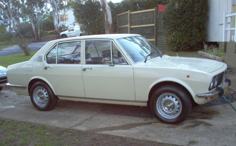 1976 Alfa Romeo ALFETTA 1.8