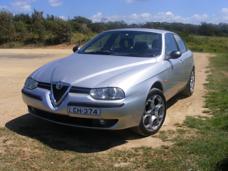 2000 Alfa Romeo 156 Twin Spark