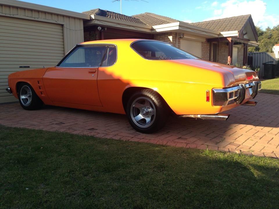 1971 Holden HQ Monaro