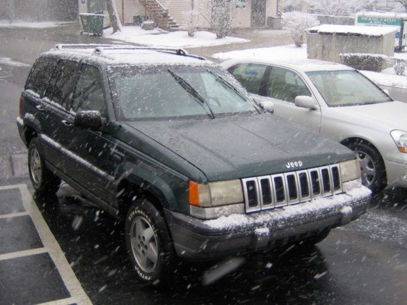 1994 Jeep GRAND CHEROKEE LIMITED (4x4)