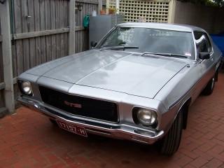 1972 Holden GTS