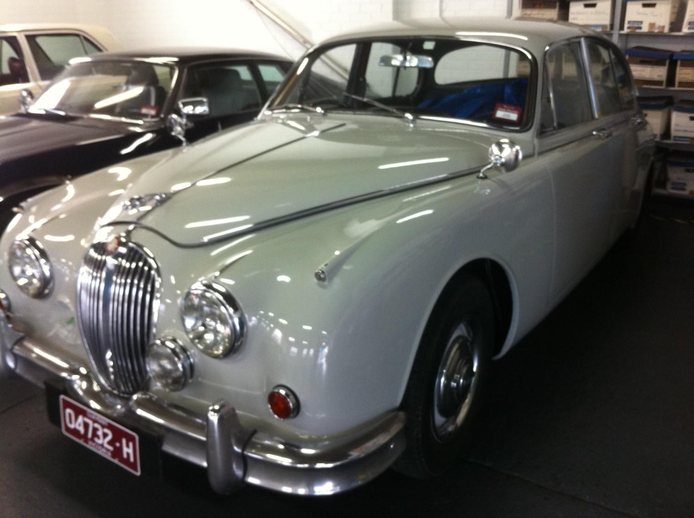 1959 Jaguar Mark 2 - paulg9406 - Shannons Club