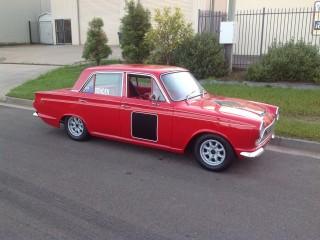 1963 Cortina GT