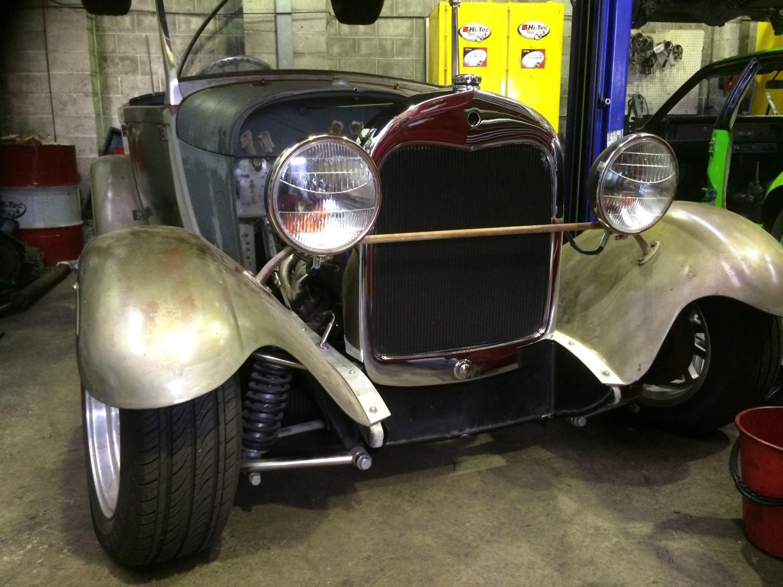 1928 Ford Tourer
