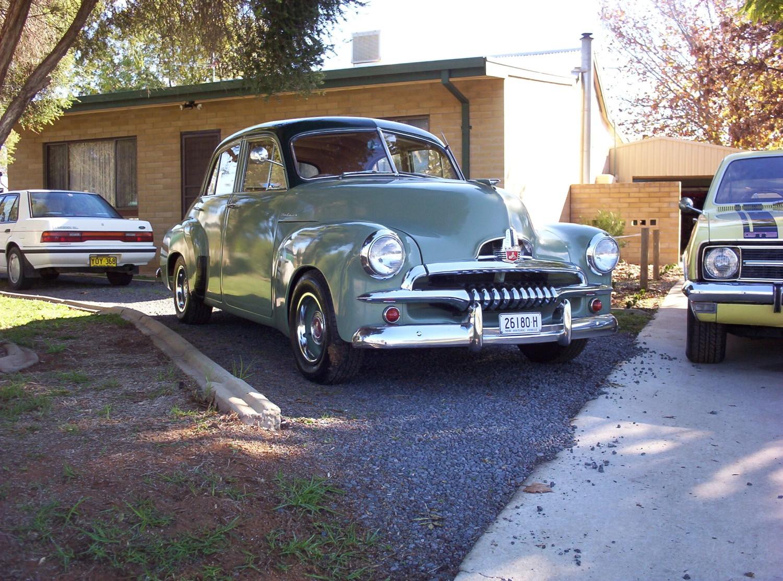 1954 Holden FJ