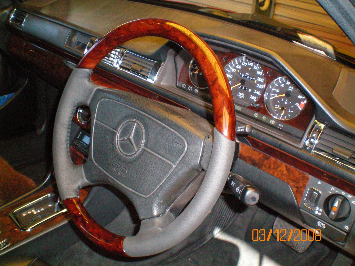 Coaching / Guide w124 amg steering wheel