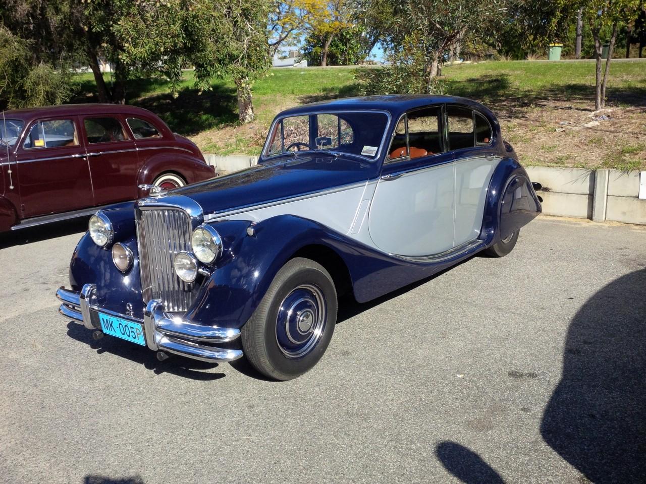 1950 Jaguar Mark V - Stevemk5 - Shannons Club