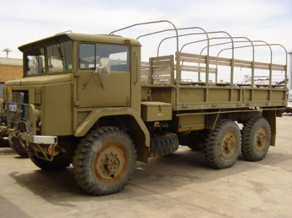 1973 International Harvester Ex Army Acco 6x6 Stevemk5
