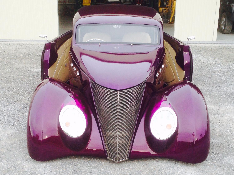 1937 Ford Slamback