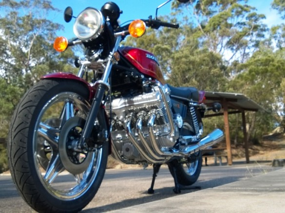 1979 honda cbx 1000 lipo60 shannons club for Motor vehicle open on saturday