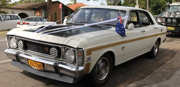 1970 Ford FALCON XW