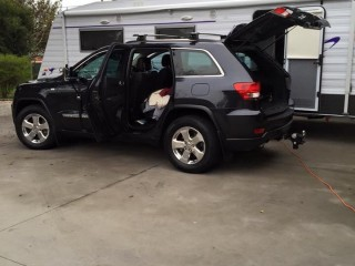 2012 Jeep GRAND CHEROKEE LAREDO (4x4)