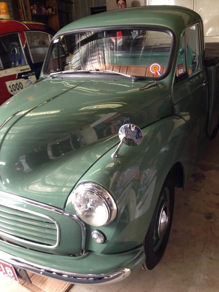 1962 Morris Minor Ute