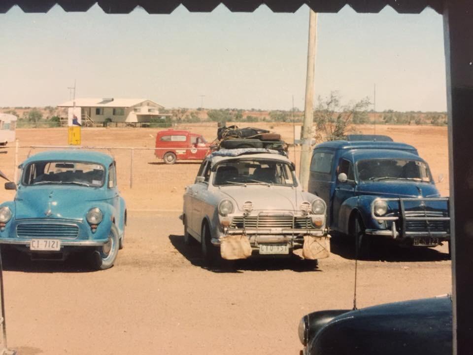 1963 Morris Elite