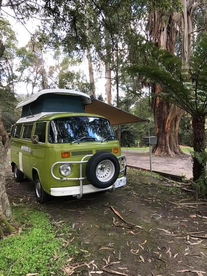 1977 Volkswagen KOMBI