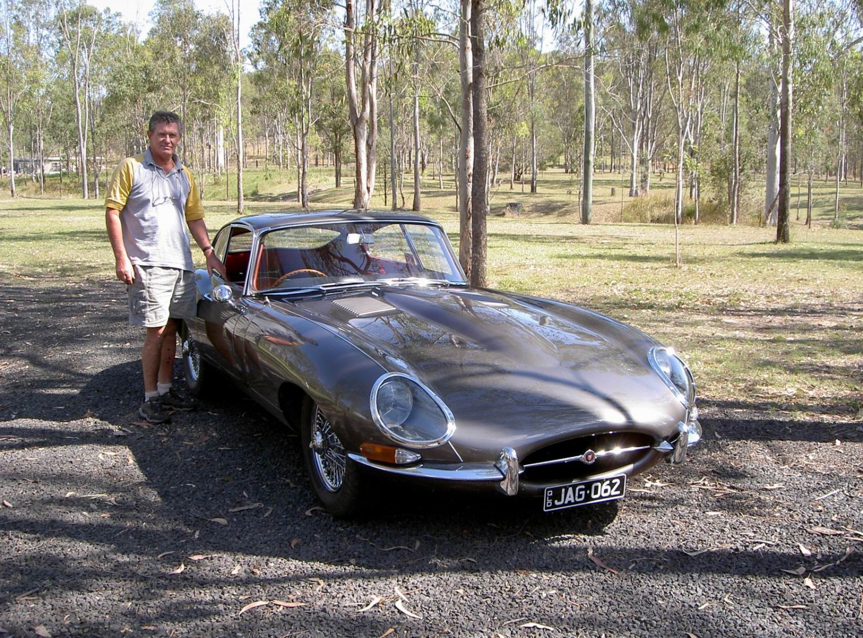 1962 Jaguar E-Type