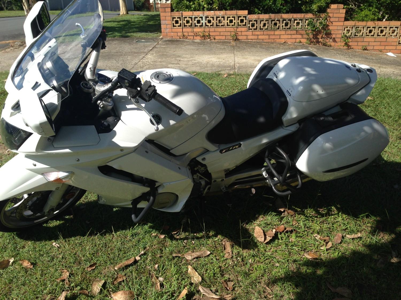 2008 Yamaha 1298cc FJR1300A