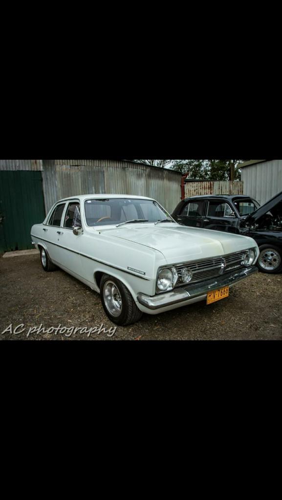 1967 Holden HR