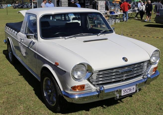 1969 Austin 1800