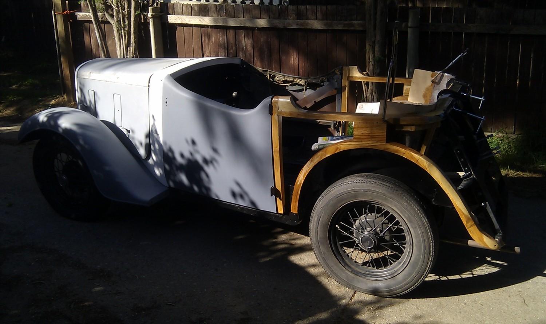 1938 Austin Seven