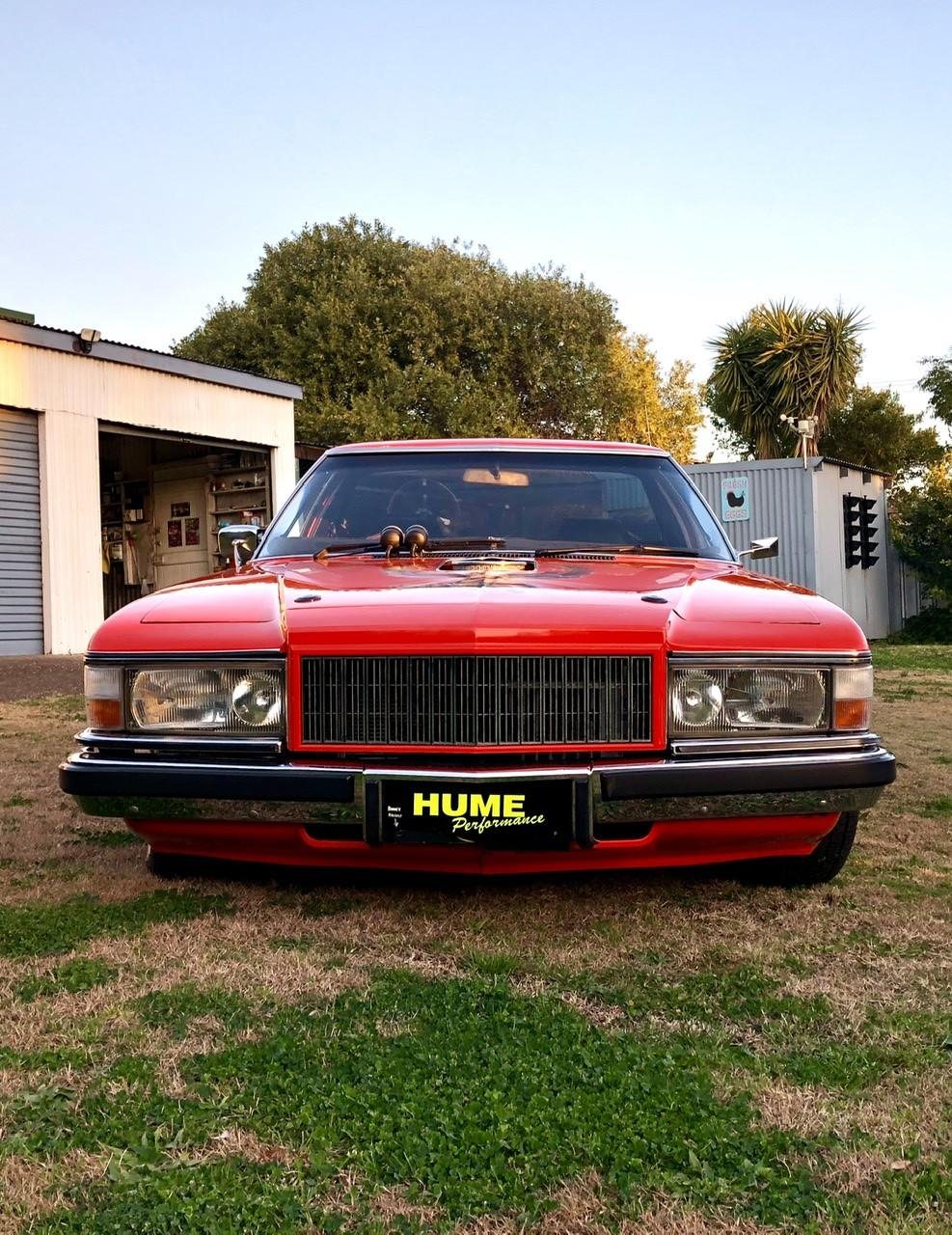 1976 Holden HJ