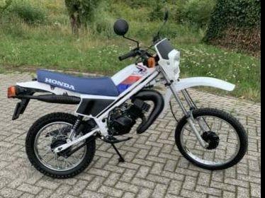 1985 Honda MT50