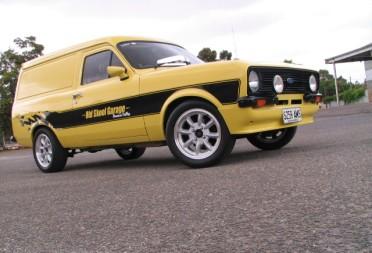 1979 Ford Escort Panel Van Mk Ii Oldskool76 Shannons Club