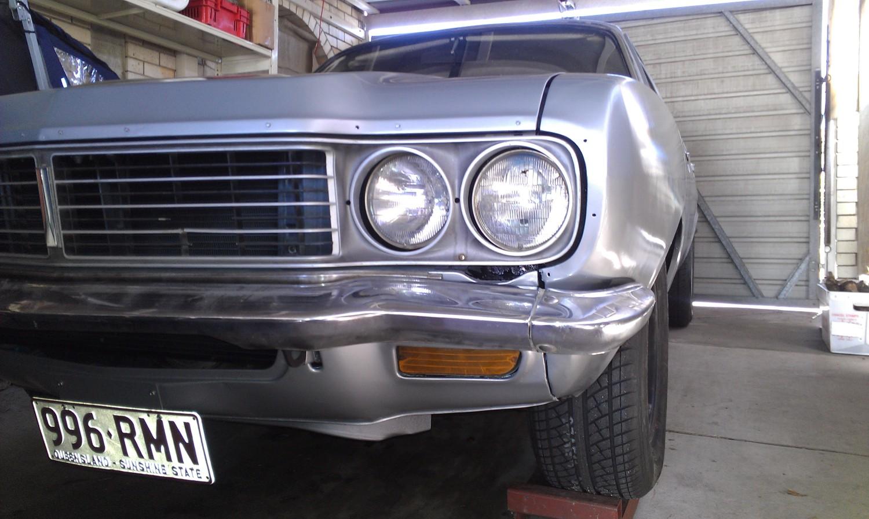 1976 Chrysler CENTURA GL