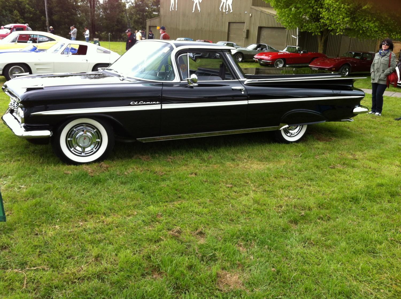 1959 Chevrolet ElCamino