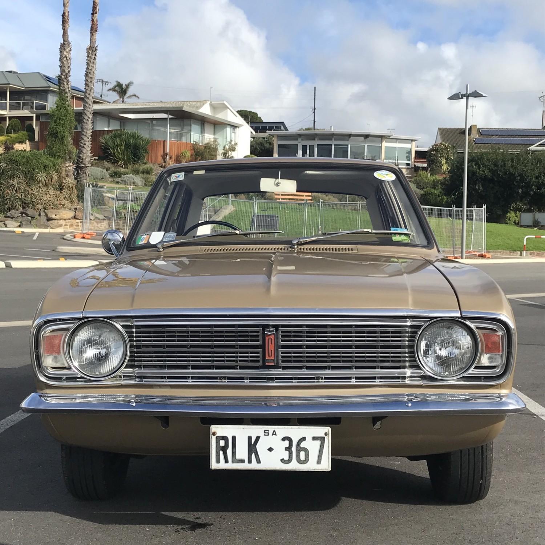 1968 Ford CORTINA 240